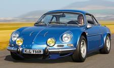 Alpine Renault A110 1600 SC: Classic Cars