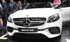 Mercedes-AMG E 63 T-Modell (2017)