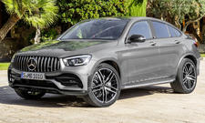Mercedes-AMG-GLC 43 4Matic Coupe (2019)