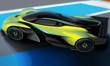 Aston Martin Valkyrie AMR Pro (2019)