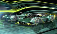 Aston Martin Valkyrie AMR Pro (2021)