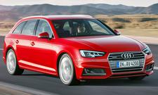 Audi A4 Avant B9 (2015)