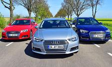 Audi A4 Avant TFSI/TDI/g-tron
