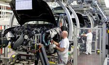 Audi-A6-Produktion