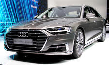 audi a8 aicon iaa 2017. Black Bedroom Furniture Sets. Home Design Ideas