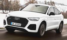 Neuer Audi Q5 Sportback (2021)