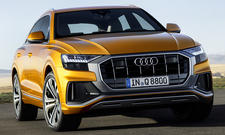 audi q3 sportback 2019 neue fotos vom q4. Black Bedroom Furniture Sets. Home Design Ideas