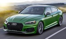 Audi RS 5 Sportback (2018)