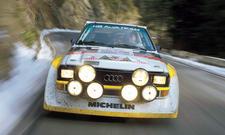 Audi Sport quattro S1: Classic Cars