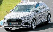 Audi SQ3 (2019)
