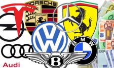 Autohersteller Gewinne pro Auto