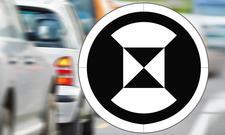 Straßenschilder für autonomes Fahren