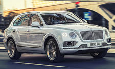 Bentley Bentayga Hybrid (2018)