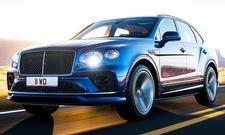 Bentley Bentayga Speed Facelift (2020)