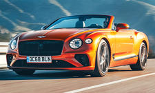 Bentley Continental GTC (2019)