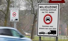 Verbot von Verbrennungsmotoren in Rotterdam