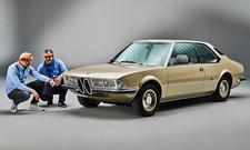 BMW 2002 Garmisch Bertone: Prototyp