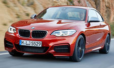 BMW 2er Coupé Facelift (2017)