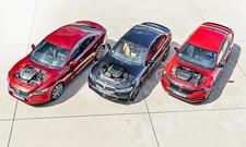Mazda6/BMW 3er/Skoda Superb