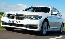 BMW 530i Touring: Test