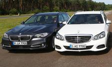 BMW 5er/Mercedes E-Klasse: Gebrauchtwagen kaufen