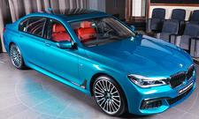 BMW 750li (G11): Tuning von Abu Dhabi Motors