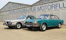 BMW 3.0 CS (E9) vs. Glas/BMW V8: Classic Cars