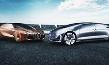 Autonomes Fahren: Kooperation von BMW und Daimler