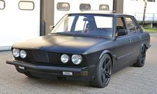 """BMW 525i e28 aus Tatort """"Nachtsicht"""""""