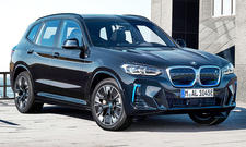 BMW iX3 Facelift (2021)