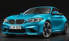 BMW M2 Facelift (2017)