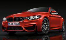 BMW M4 Facelift (2017)