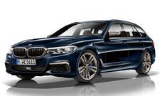 BMW M550d (2017)