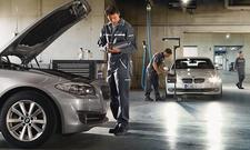 BMW Werkstatt