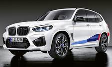 BMW X3 M mit M Performance Parts