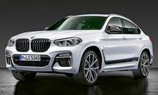 BMW X4 M-Performance-Parts