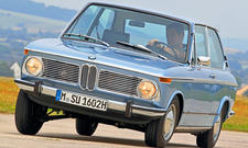 BMW 1802 touring: Classic Cars