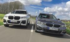 BMW X3/BMW 3er Touring