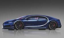 Bugatti als Shooting Brake