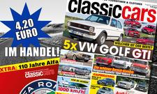 AUTO ZEITUNG Classic Cars 10/2020
