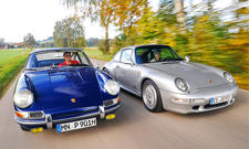 Porsche 901/911: Classic Cars