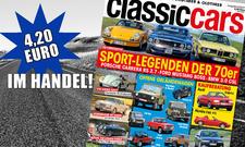AUTO ZEITUNG Classic Cars 08/21