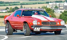 Chevrolet Camaro II: Classic Cars