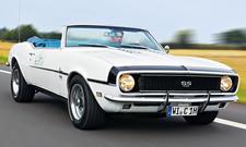 Chevrolet Camaro: Classic Cars