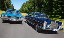 Chevelle/300 SEL 3.5: Classic Cars