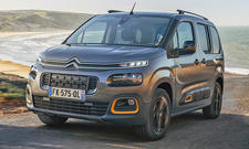 Citroën Berlingo Rip Curl (2020)