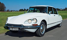 Citroën DS/ID: Classic Cars
