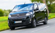 Citroën ë-SpaceTourer (2020)