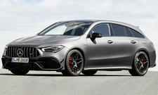 Mercedes-AMG CLA 45 Shooting Break (2019)