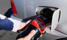 Cola im Tank